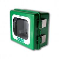 Defibrillátor box kültéri hang riasztásos ARKY
