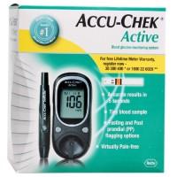 Accu-Chek Active vércukorszint mérő