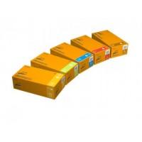 Púdermentes latex kesztyű (DermaGel) - 100db/doboz