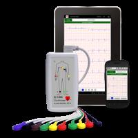 EC-12RM Cardiospy Mobile Androidra 12 csatornás nyugalmi EKG rendszer