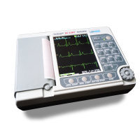 EC-12RT 12 csatornás nyugalmi EKG rendszer