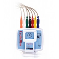 CardioBlue EKG eseményrekorder (teljes szett)