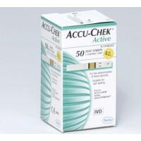 Accu-Chek Active tesztcsík 50db/doboz