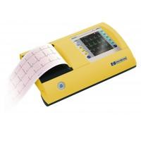 EKG HeartScreen 80CL Bluetooth kapcsolattal kijelzővel (80x60 mm) defibrillátor