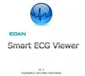 EDAN EKG-hoz szoftver