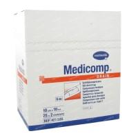 "Medicomp Drain ""Y"" bevágással 10x10 (25x2db/doboz) 6 rétegű steril"