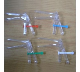 Hüvelytükör M piros steril Kacsa hüvely lapoc feltáró egyszerhasználatos