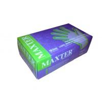 Vizsgáló kesztyű (Maxter Latex) - 100db/doboz