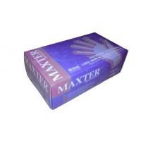 Vizsgáló kesztyű (Maxter Nitril) - 100db/doboz