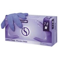 Púdermentes nitril kesztyű (SemperCare) 200db/doboz