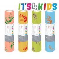 Gyermek papírfólia alátét/nyálkendő 3 rétegű vízhatlan 33x50 (50db téphető) - ELŐRENDELHETŐ