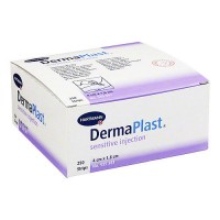 DermaPlast Sensitive sebtapasz 4x1,6cm (250db/doboz)