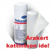 Pehazell fehérített gyógyászati papírvatta tekercsben (több méretben)