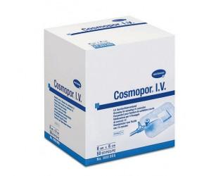 Cosmopor I.V. steril kötszer kanülrögzítéshez 8x6cm (50db/doboz)