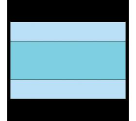 Asztalterítő - 2 rétegű 100x150cm