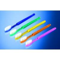 Egyszer használatos fogkefe fogkrémmel ellátva (100db/csomag)