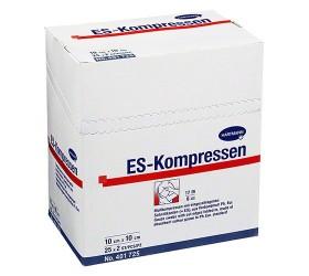 ES-Kompressen nem  steril mull-lap 5x5 (100db/doboz) 8 rétegű