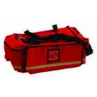 Sürgősségi táska oxigén palackkal felszerelve